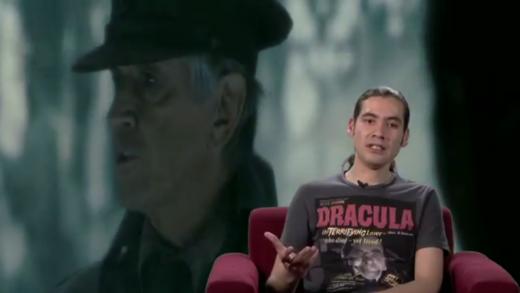 Cine Mtro. Raúl Roydeen García