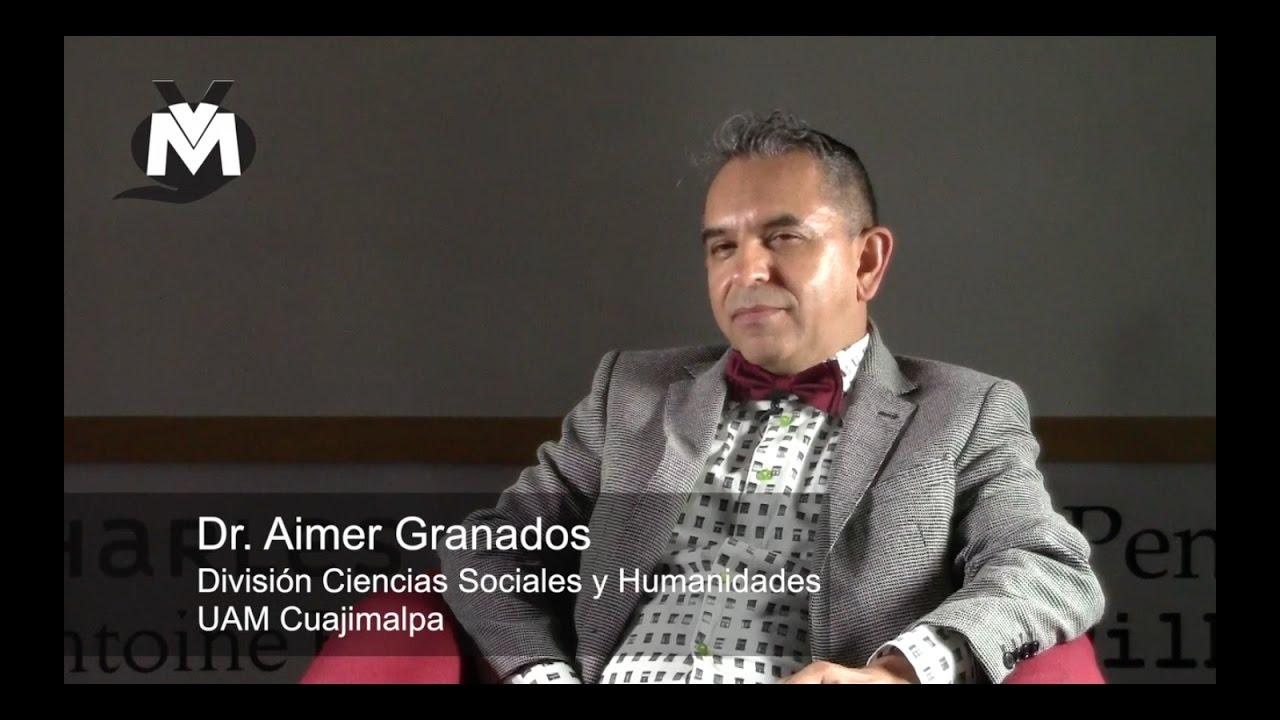 Dr. Aimer Granados – La red intelectual de Alfonso Reyes