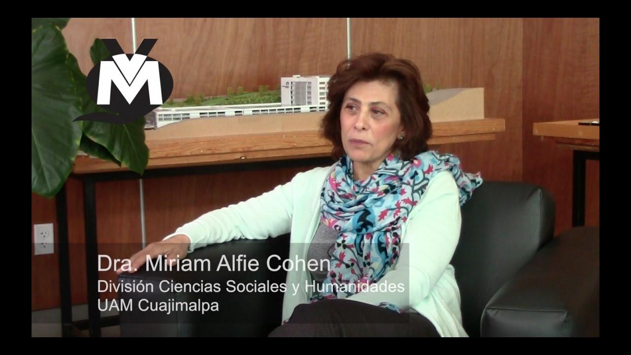 Dra. Miriam Alfie – Las zonas periurbanas y su resiliencia ante el cambio climático